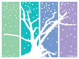 Seasons of Change by BowEchoMedia