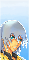 Riku Bookmark by silverava