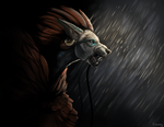 Through the rain by Shwonky