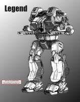 Mech Fail Contest   Legend by C91