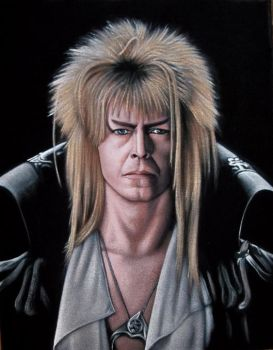 Jareth, The Goblin King by BruceWhite