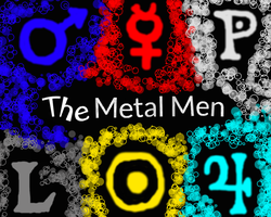 The Clash of the Metal Men by conlimic000