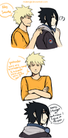 Happy birthday naruto by malengil