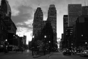 front toronto by GSMStreetPhotography