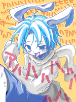 CRB: Ripper Roo  Human Style 2 by sanada-number09