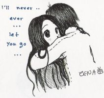Never let u go by prier