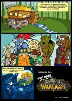 The Real World of Warcraft 1 by CyrilTheWizard