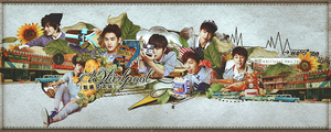 130404 Infinite by TaoWei