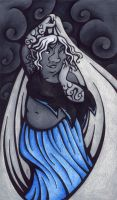 Gnature Gnome - Storm by rachelillustrates