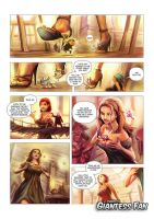 GTS Boob Crush and High Heels by giantess-fan-comics