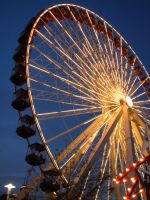 Ferris Wheel by dollfacexkilla