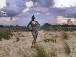 In the Sand Dunes by LatexModel