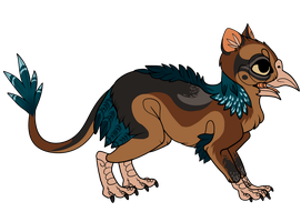 Griff sold by Evrott