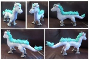 Personnal Project .:Haku:. by Lfraysse