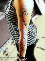 Body Paint part III by Zoehi