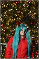 Vocaloid: Fully Lit by CosplayerWithCamera