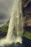 seljalandsfoss by biq