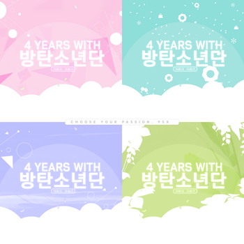 (13.06.13 - 13.06.17) 4 YEARS WITH BTS by msg2k3