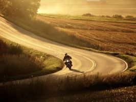 20.9.2012: Evening Ride by Suensyan