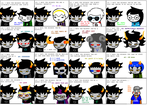 Karkat hates everybody by giggity34