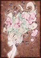 Flower Head by Kairi-Moon