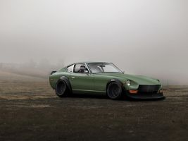 Datsun 240Z  ratte by tuner-1991