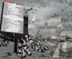 Robot Rock Back by micassogta