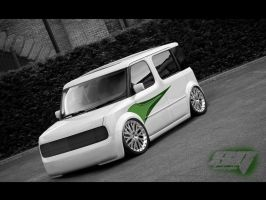 Nissan Cube by adam4186
