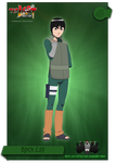Rock Lee by byClassicDG