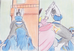 Princess Butt to the rescue! by Streled
