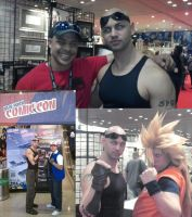 Riddick at comic con 2011 nyc by ajb3art