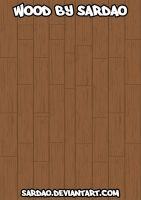 Wood Texture PSD by sardao