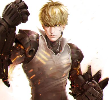 Genos by Mstrmagnolia