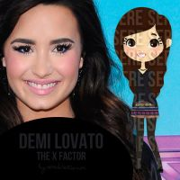 +Demi Lovato Doll by seredirectioner