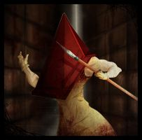 Pyramid Head by HelavisKrew