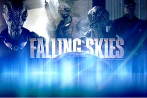 Falling Skies - The Volm by GrafixGirlIreland