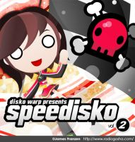 Speedisko Vol. 2 cover art by GoshaDole