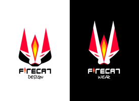 Firecat Logo by seraphxviii