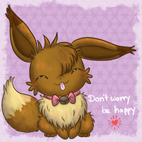 Don't worry, be happy! by fuwante-chan