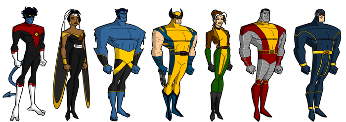 Astonishing X-men by grego23