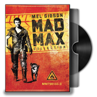 Mad Max TRILOGY Collection Folder Icon by enfieldkay