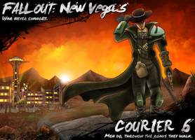 Farewell, New Vegas by TheOmegaRidley
