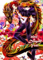 Welcome 2012 Dragon Year by NilaNandita