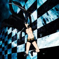 Black Rock Shooter - Chord by sehroyal
