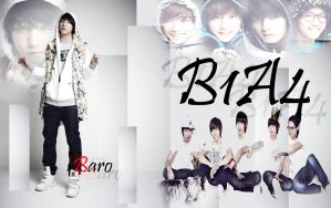 B1A4 Wallpaper 2 by flyxtoxheaven