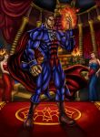 Demitri Maximoff (Throne Room) by SoulStryder210