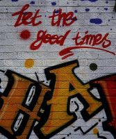 let the good times by awjay