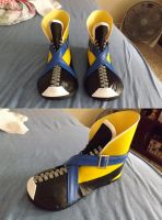 Sora's Shoes by 0Charcoal0