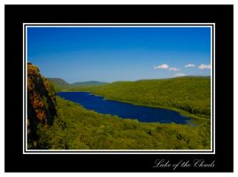 Lake of the Clouds by jazzkidd