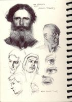 Various Studies38 by FUNKYMONKEY1945